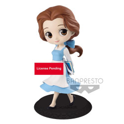 BELLE COUNTRY PASTEL COLOR BEAUTY AND THE BEAST DISNEY Q POSKET FIGURE
