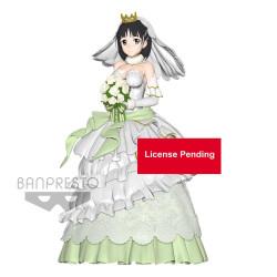 SUGUHA WEDDING SWORD ART ONLINE CODE REGISTER EXQ PVC FIGURE