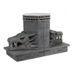 DRAGONSTONE GAME OF THRONES BOOKEND