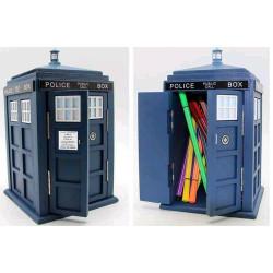 TARDIS DOCTOR WHO DESK TIDY