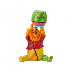 WINNIE THE POOH WITH HONEY DISNEY BY BRITTO STATUE