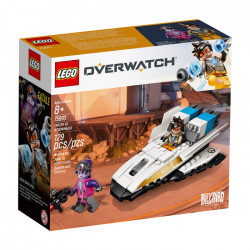 TRACER VS WIDOWMAKER OVERWATCH LEGO BOX 75970