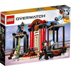 HANZO VS GENJI OVERWATCH LEGO BOX 75971