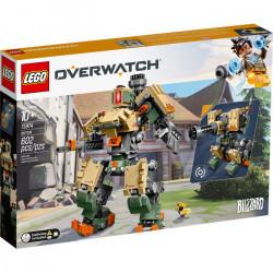 BASTION OVERWATCH LEGO BOX 75974