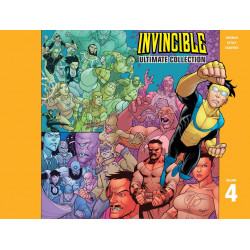 INVINCIBLE HC VOL 4 ULTIMATE COLL