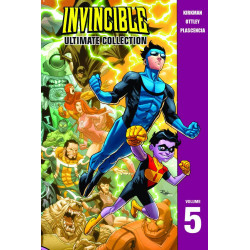 INVINCIBLE HC VOL 5 ULTIMATE COLL