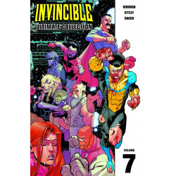 INVINCIBLE HC VOL 7 ULTIMATE COLL