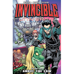 INVINCIBLE UNIVERSE TP VOL 2