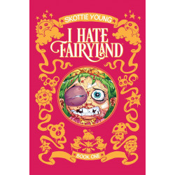 I HATE FAIRYLAND DLX HC VOL 1