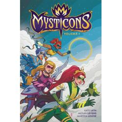 MYSTICONS GN VOL 1