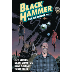 BLACK HAMMER TP VOL 3 AGE OF DOOM PART I