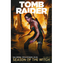 TOMB RAIDER TP VOL 1 SEASON OF WITCH