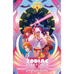 ZODIAC STARFORCE TP VOL 1 POWER OF ASTRA