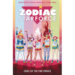 ZODIAC STARFORCE TP VOL 2 CRIES OF THE FIRE PRINCE