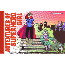 ADVENTURES OF SUPERHERO GIRL HC