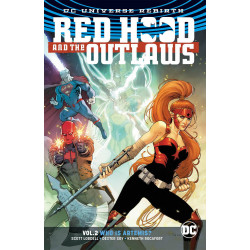 RED HOOD THE OUTLAWS TP VOL 2 WHO IS ARTEMIS REBIRTH