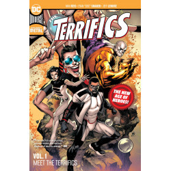 TERRIFICS TP VOL 1 MEET THE TERRIFICS
