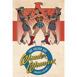 WONDER WOMAN THE GOLDEN AGE OMNIBUS HC VOL 2