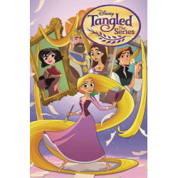 TANGLED THE SERIES LET DOWN YOUR HAIR TP
