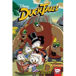 DUCKTALES TP VOL 3 QUESTS AND QUACKS