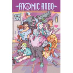 ATOMIC ROBO AND DAWN OF NEW ERA TP VOL 1