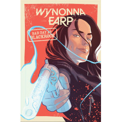 WYNONNA EARP BAD DAY AT BLACK ROCK TP