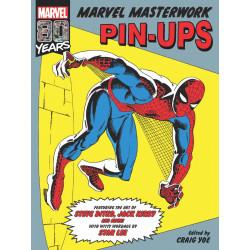 MARVEL MASTERWORKS PIN-UP HC