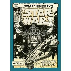 WALTER SIMONSONS STAR WARS ARTISTS EDITION HC