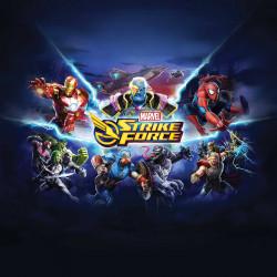 MARVEL STRIKE FORCE HC ART OF GAME