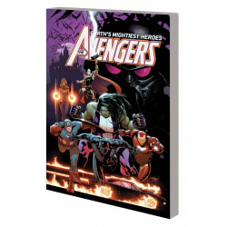 AVENGERS BY JASON AARON TP VOL 3 WAR OF VAMPIRE