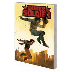 WINTER SOLDIER TP SECOND CHANCES