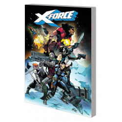 X-FORCE TP VOL 1 SINS OF PAST