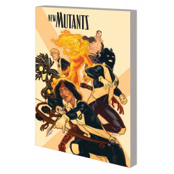 NEW MUTANTS ABNETT LANNING TP VOL 2 COMPLETE COLLECTION