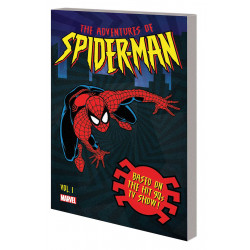 ADVENTURES OF SPIDER-MAN GN TP VOL 1
