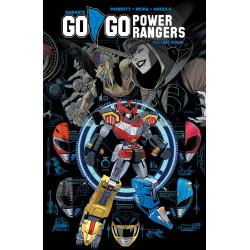 GO GO POWER RANGERS TP VOL 4