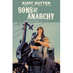 SONS OF ANARCHY LEGACY ED TP VOL 3