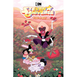 STEVEN UNIVERSE ONGOING TP VOL 5 FIND A WAY