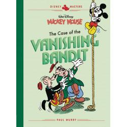 DISNEY MASTERS HC VOL 3 MURRY MICKEY MOUSE VANISHING BANDIT