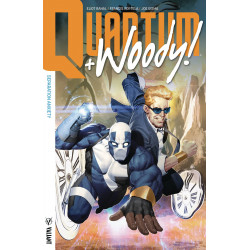 QUANTUM WOODY 2017 TP VOL 2 SEPARATION ANXIETY