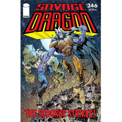 SAVAGE DRAGON VOL 246