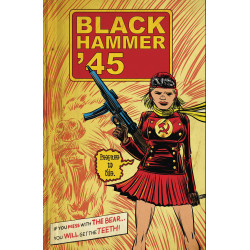 BLACK HAMMER 45 FROM WORLD OF BLACK HAMMER 3 CVR A KINDT