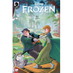DISNEY FROZEN REUNION ROAD 3 CVR A RUSSO