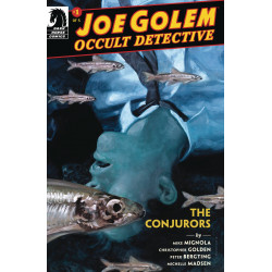 JOE GOLEM OCCULT DETECTIVE CONJURORS 1