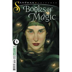 BOOKS OF MAGIC 8