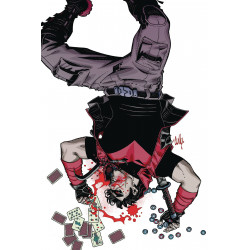 RED HOOD OUTLAW 34