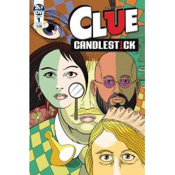 CLUE CANDLESTICK 1 CVR A SHAW