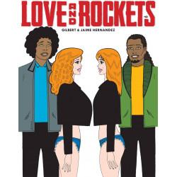 LOVE ROCKETS MAGAZINE 2