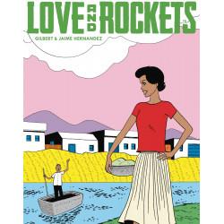 LOVE ROCKETS MAGAZINE 4