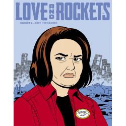 LOVE ROCKETS MAGAZINE 5