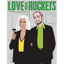 LOVE ROCKETS MAGAZINE 6